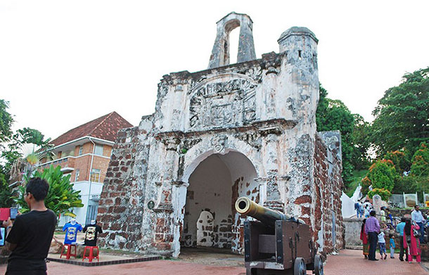 Saint Paul's Church ruins, Melaka