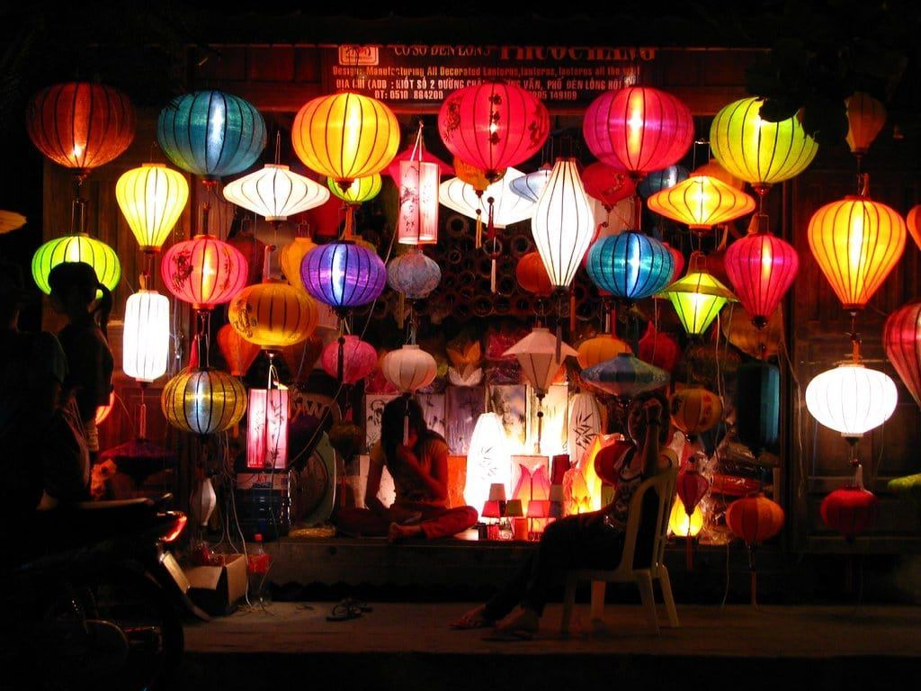 Hoi An / Charlotte Marillet / CC-BY-2.0 / Flickr