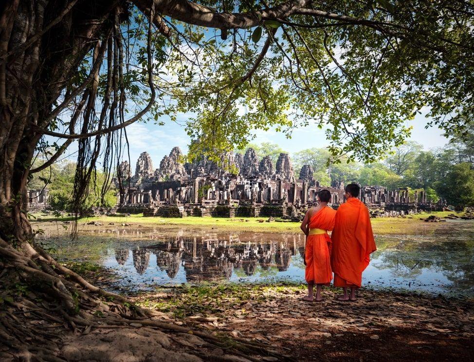Angkor Wat, Siem Reap / Banana Republic Images / ID: 195844319 / Shutterstock