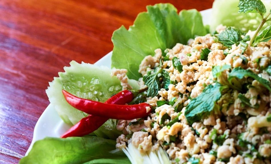 Laotian Chicken Laap / Bryon Lippincott / CC-BY-NC-ND / Flickr