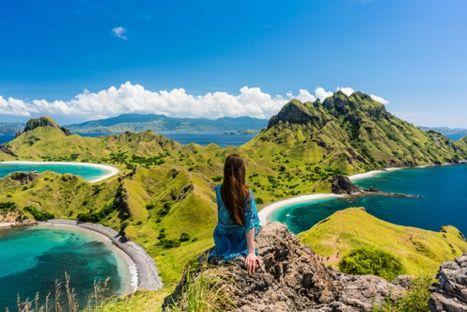 Padar Island, Indonesia / Kzenon