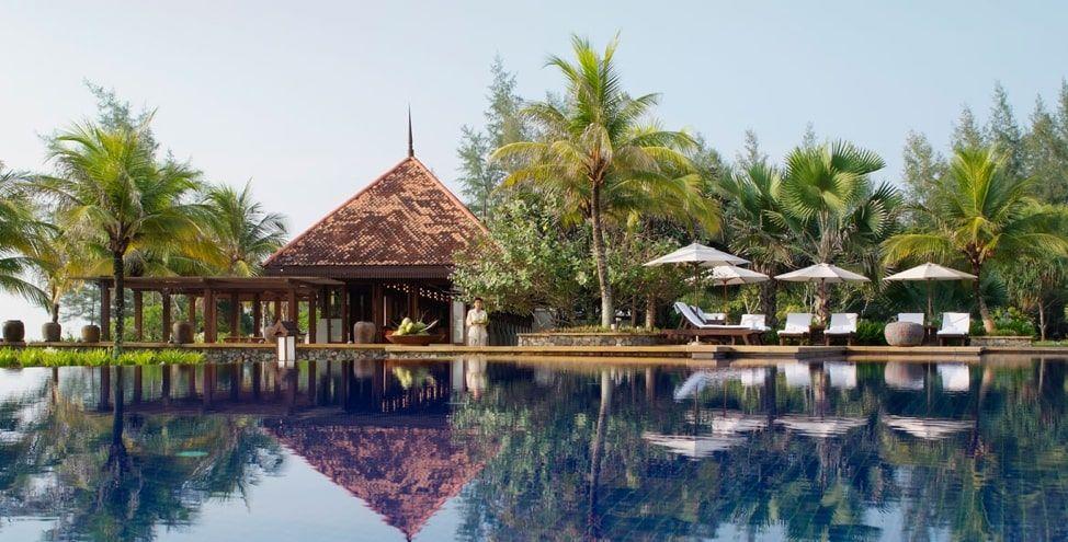 Tanjong Jara Resort, Terengganu, Malaysia / Tanjong Jara Resort