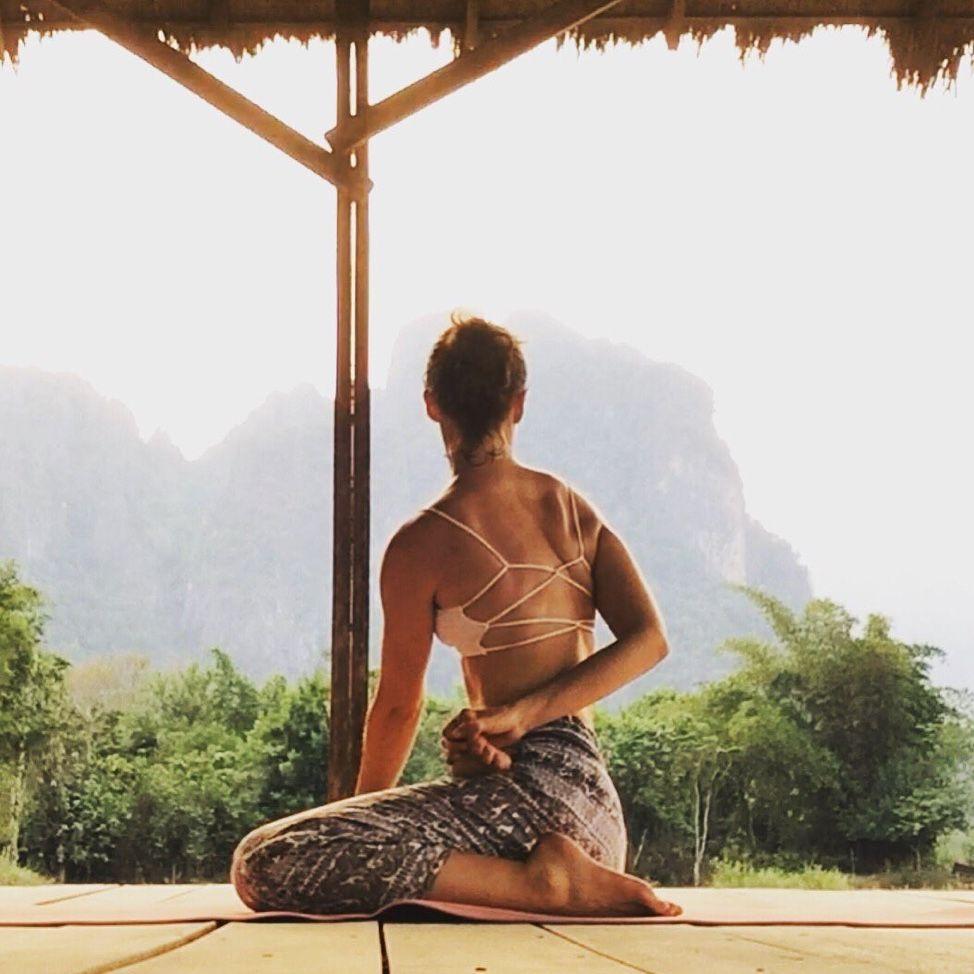 Vang Vieng / yogainvangvieng / Instagram