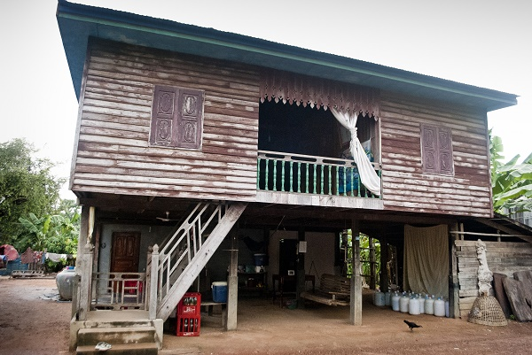 Homestay at Banteay Chhmar in Cambodia. Image courtesy of Mike Aquino.