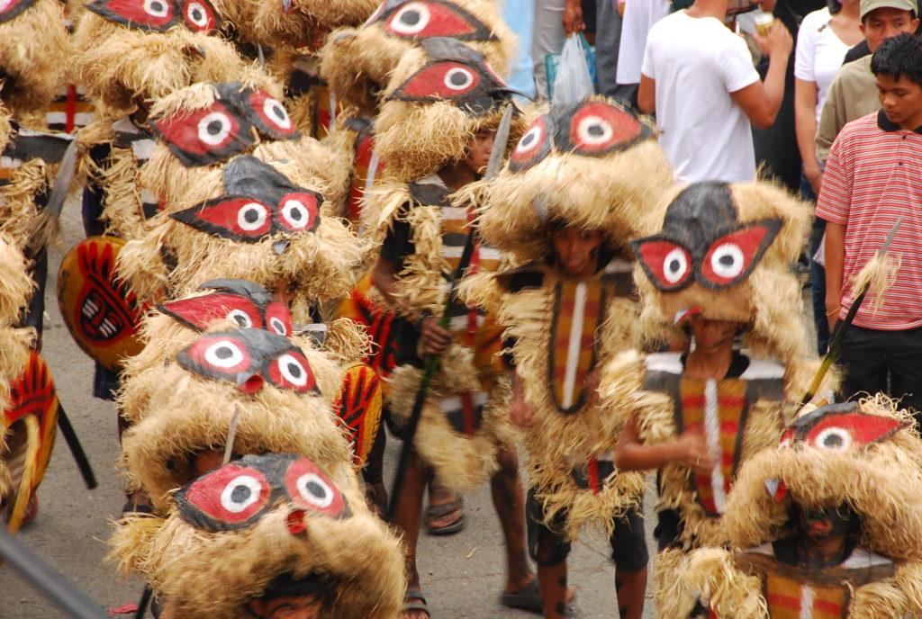 Ati-Atihan parade, Philippines. Teddy Casino/Creative Commons
