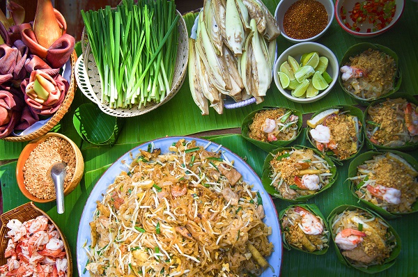 Pad Thai. Image courtesy of the Tourism Authority of Thailand.