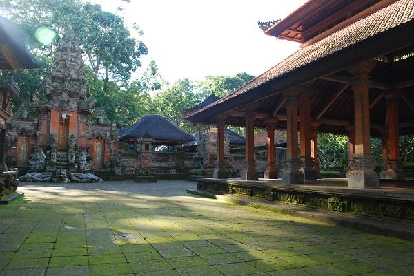 Temple at Ubud Monkey Forest, Bali, Indonesia. Image courtesy of Mike Aquino.
