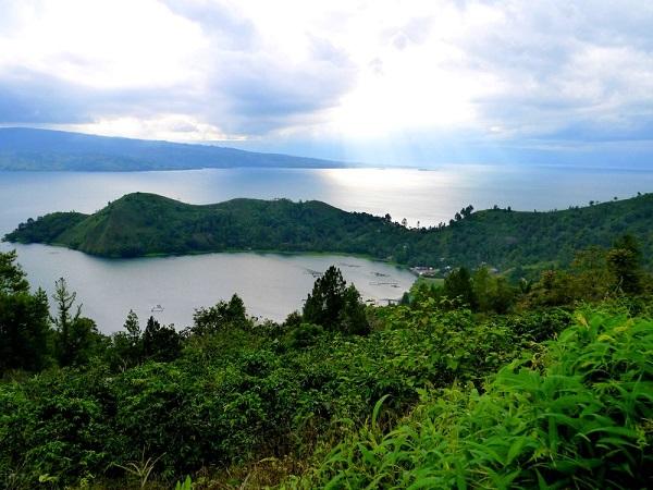 Toba Lake, Sumatra, Indonesia Photo courtesy of Alya Akhmetgareeva