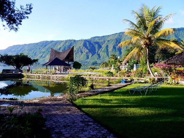 Toba Lake in Sumatra, Indonesia Photo courtesy of Alya Akhmetgareeva