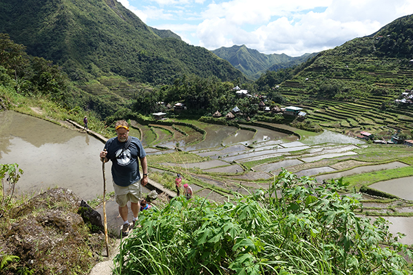Cordilleras' Rice Terraces, Philippines