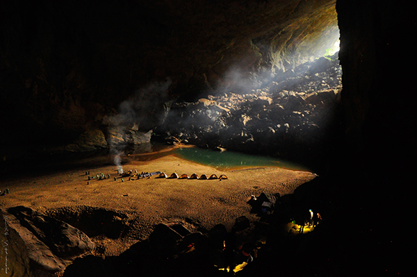 Hang Son Doong Cave, Phong Nha, Vietnam