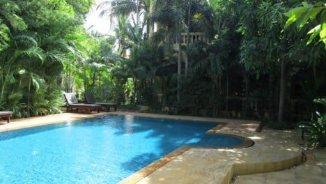 Pool at the Pavillon D'Orient in Siem Reap / Visualhunt