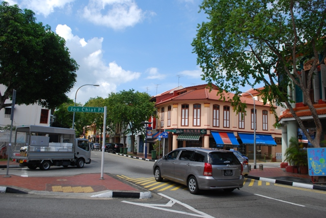 Joo Chiat, Singapore in the daytime