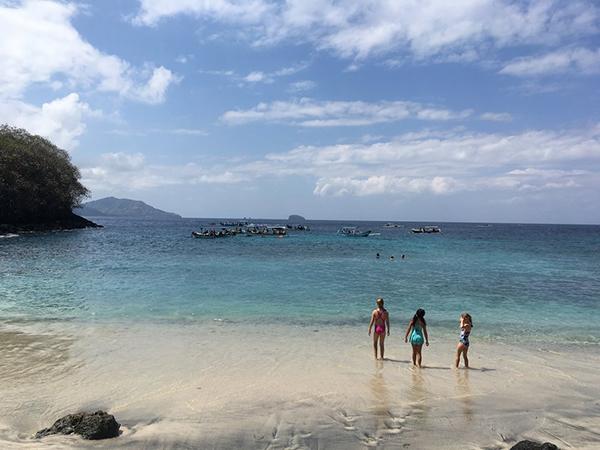 Blue Lagoon Beach, Indonesia