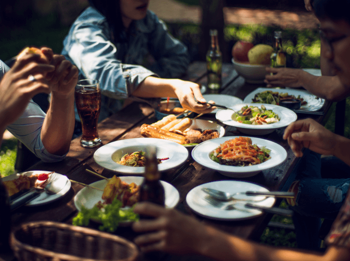 Thai Cuisine: You can expect to find five distinct flavors in Thai cooking – sweet, salty, sour, spicy and bitter. These flavors are expertly blended to produce a strong taste that is recognized as the signature taste of Thai cuisine.
