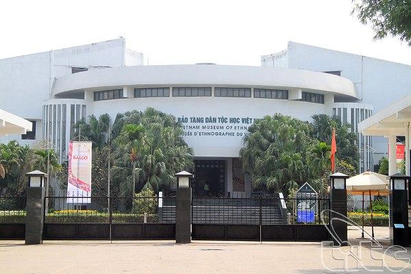 Nam Museum of Ethnology in Ha Noi.