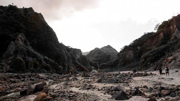 Pinatubo, Philippines trek