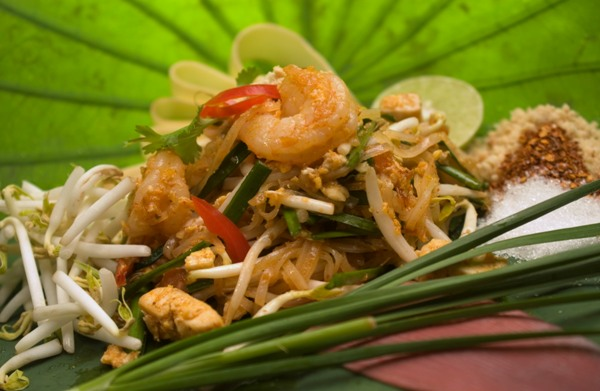 Pad Thai. Image courtesy of the Tourism Authority of Thailand, used with permission.