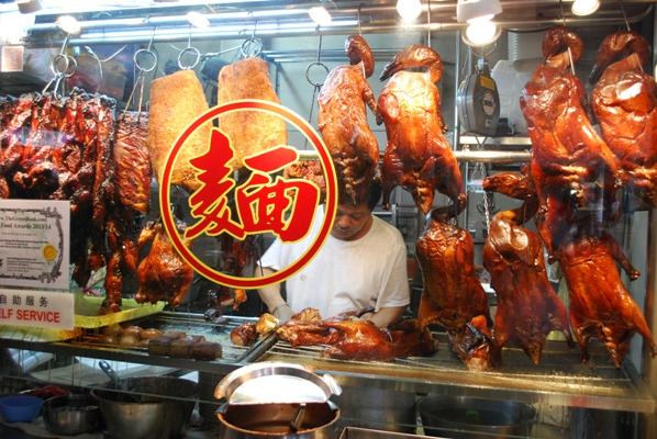 Hawker stall at Tiong Bahru, Singapore. Image © Mike Aquino, used with permission.