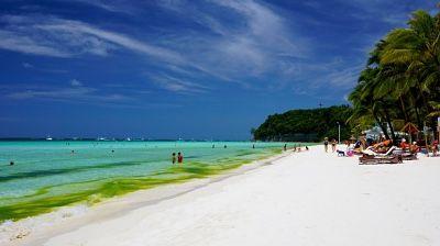 White sand beach, Boracay / Dianne Rosete / CC-BY-2.0 / Flickr