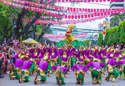 Sinulog Festival in Cebu, Philippines / Kobby Dagan / Shutterstock.com