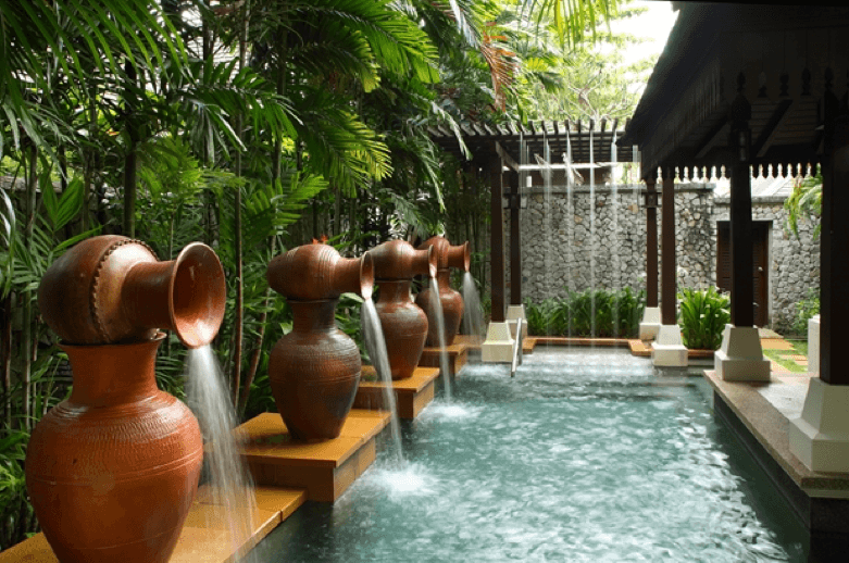 Pangkor Laut Resort offers total seclusion and privacy.