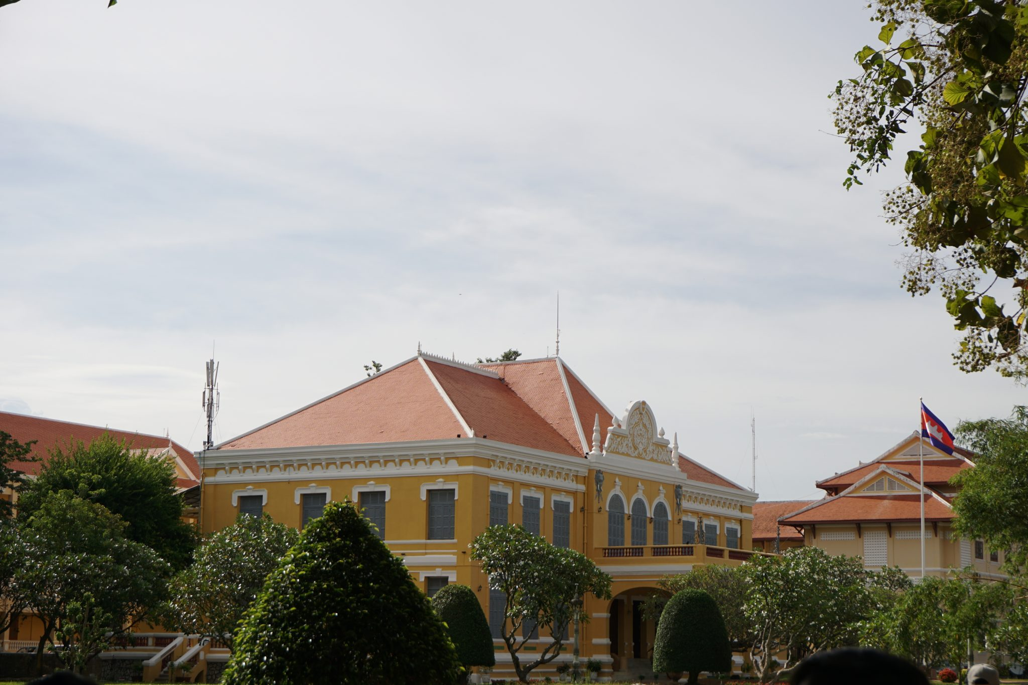 The Sala Khaet remains a highlight of Battambang's stock of surprisingly well-preserved colonial architecture. Visit SoutheastAsia.