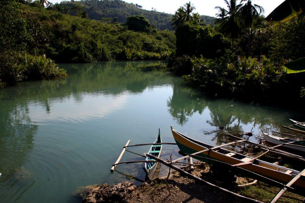 Bojo River (Aloguinsan, Cebu). Visit SoutheastAsia.