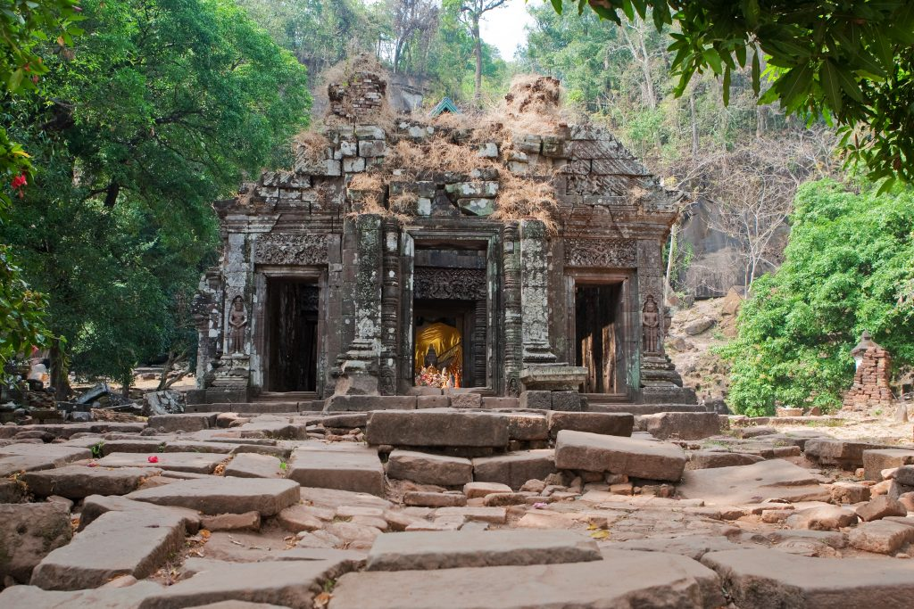Wat Phou temple can be visited at any time of the year, but visiting during the festival season is highly recommended. Visit SoutheastAsia.