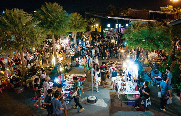 Chatuchak Weekend Market. Image © Tourism Authority of Thailand