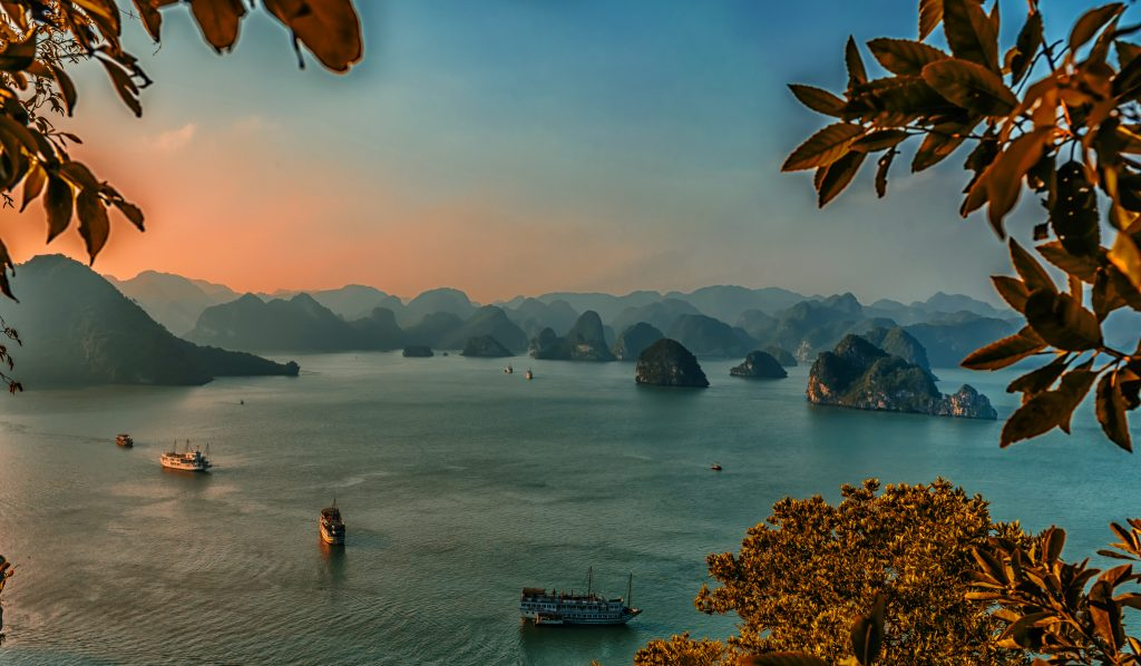To see Ha Long Bay at its best, visit between July and August—the beaches along Cat Ba and Bai Chay make the most of these months' sunny weather. Visit SoutheastAsia.