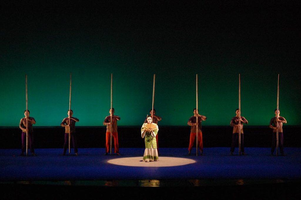 Bayanihan National Company /  bayanihannationaldanceco / Instagram/ Dance Company Website