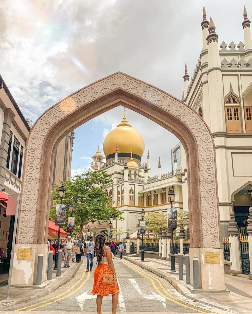 Singapore's Little India/ @leahliscious / Instagram