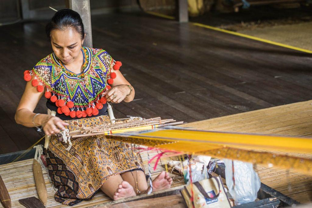 Pua Kumbu / Shutterstock