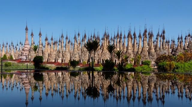 Kakku Pagodas | Visit SE Asia