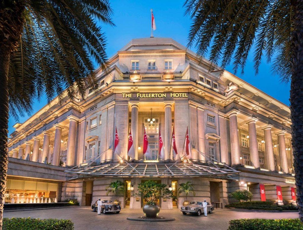 Fullerton Hotel Singapore | Visit SE Asia