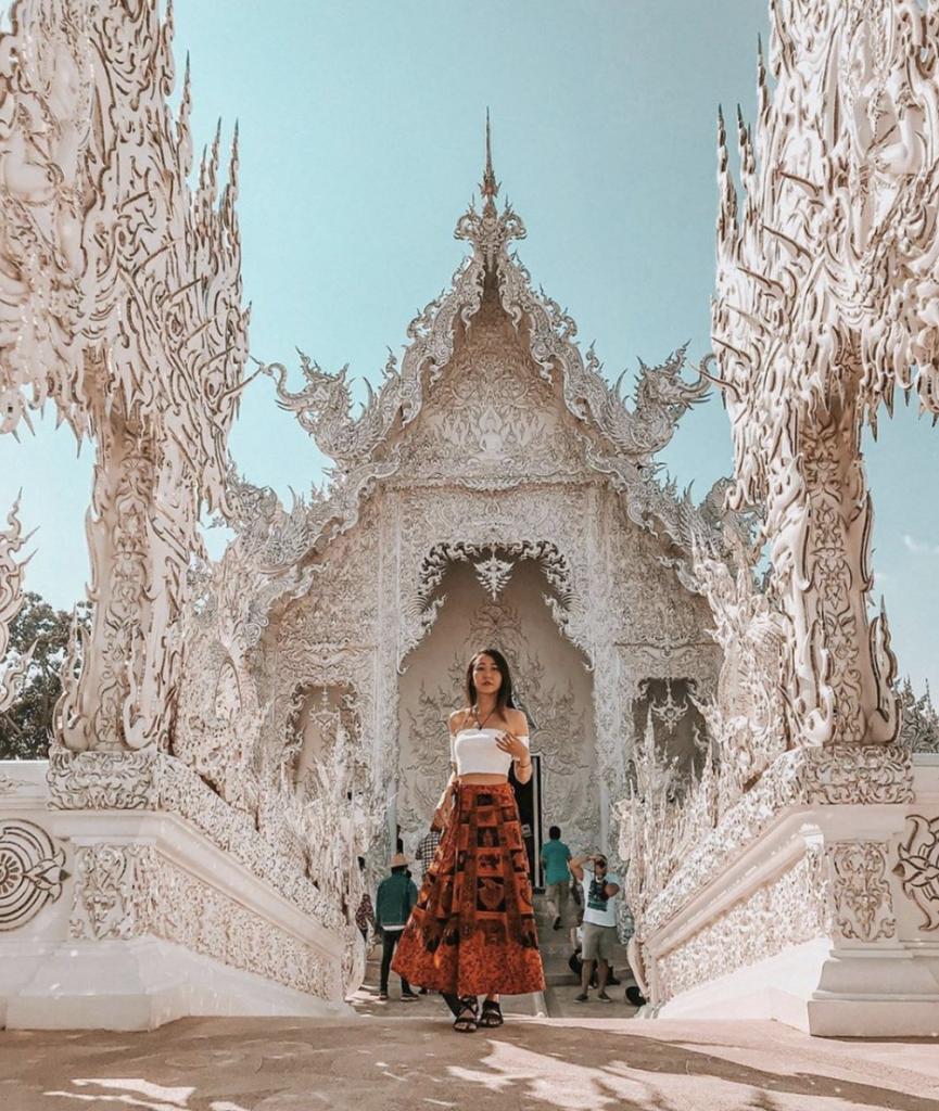 Wat Rong Khun | Visit SE Asia
